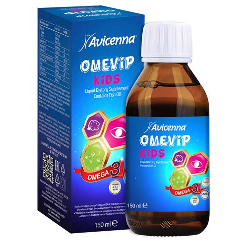Avicenna ОмеВип Кидс детский сироп 150 мл