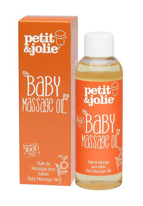 Масло массажное для младенца 100мл Пэти Жоли