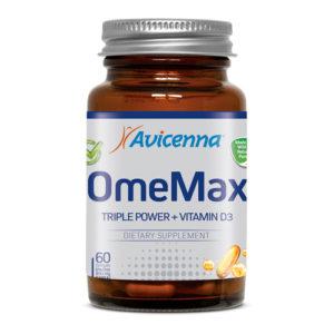 Avicenna ОмеМакс с витамином Д № 60